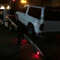 Towing Service in California